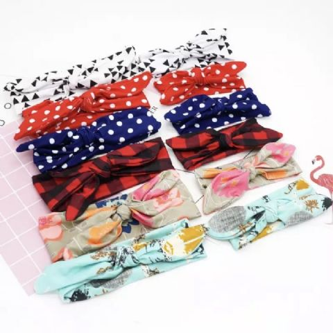 HEADBANDS PATTERNED